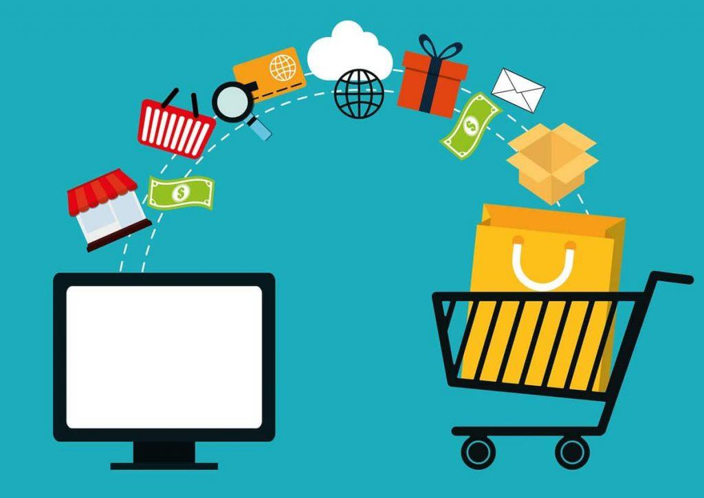 انشاء متجر الكتروني لمشروعك